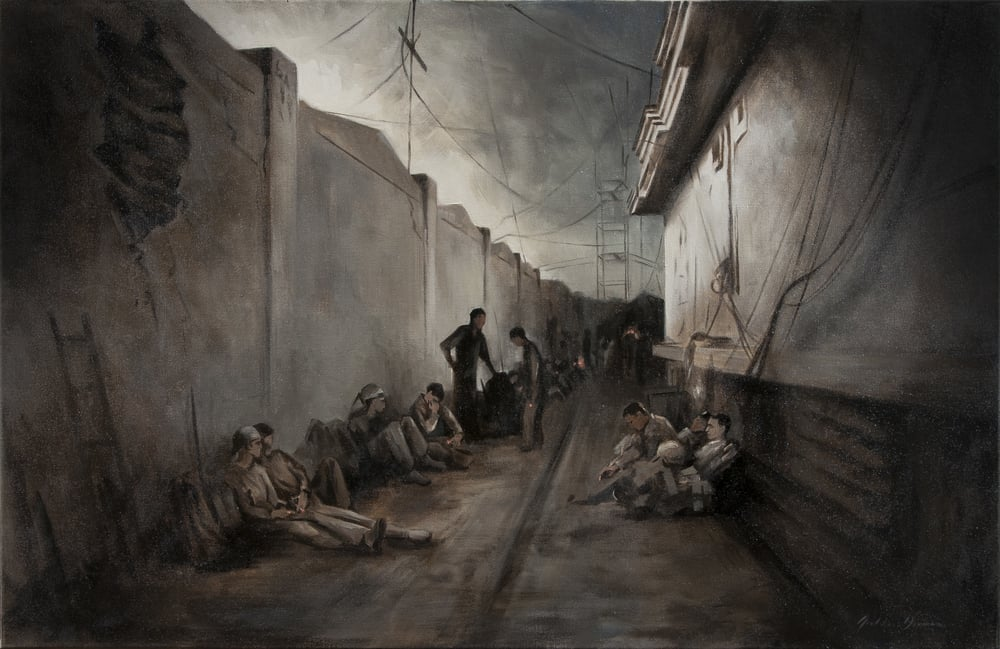 Waiting, Before the Light, 2009, Afghanistan