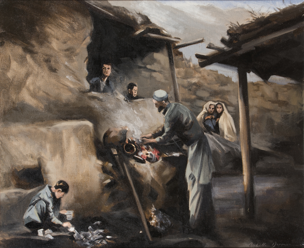 The Forge, 2010, Afghanistan