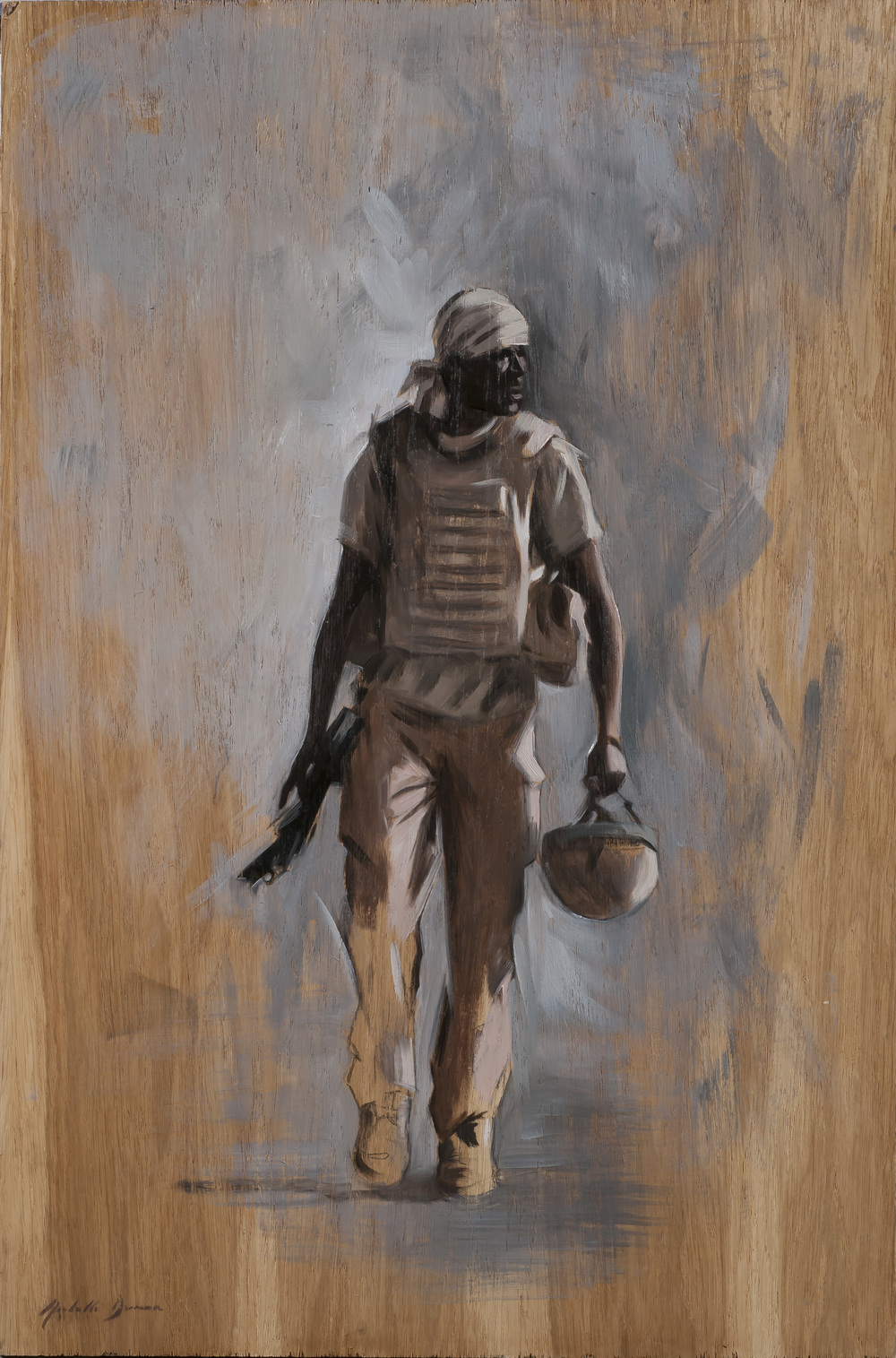 The Return, Sangin, 2009, Afghanistan
