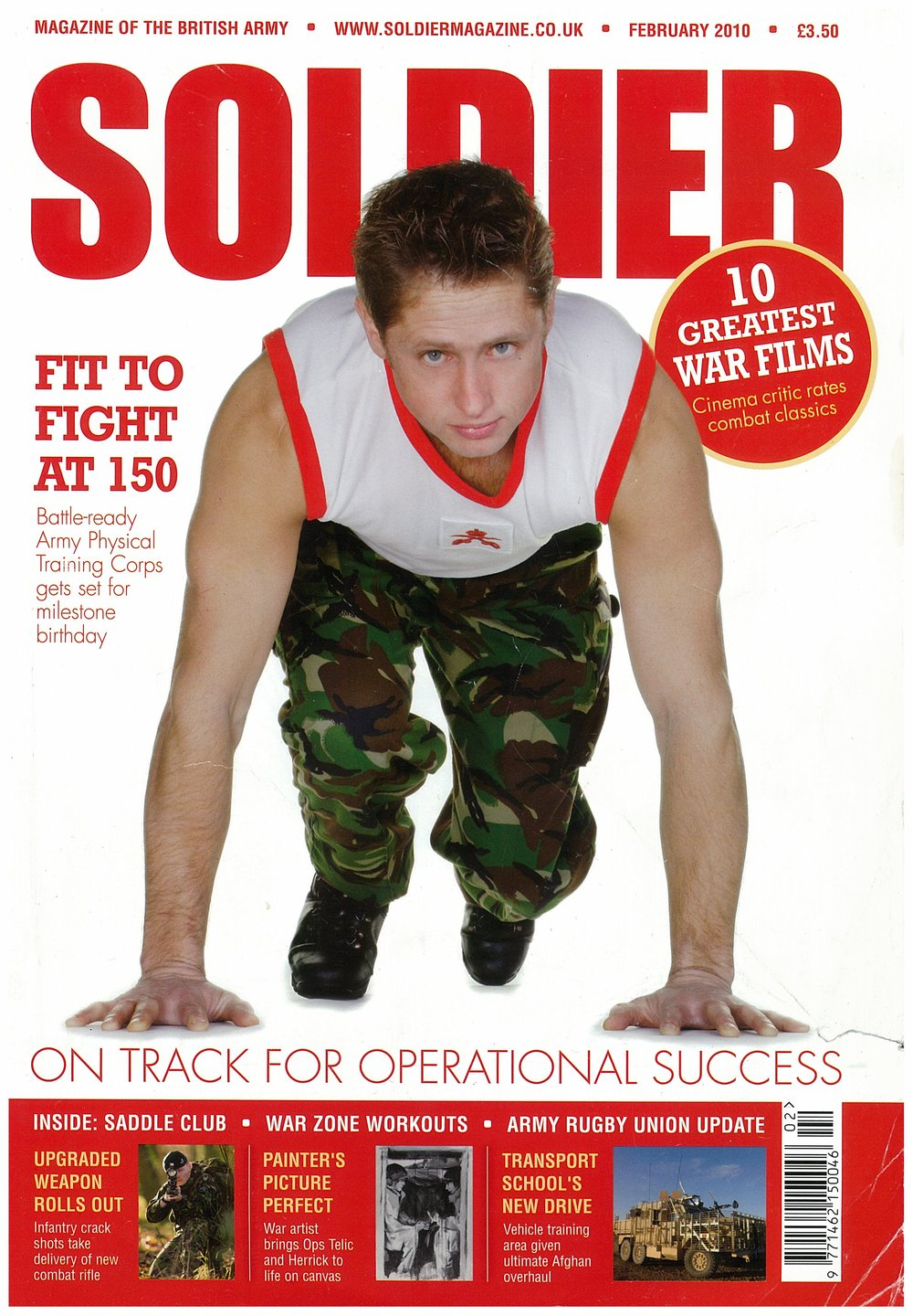 Soldier Magazine (cover), May 2009.jpg