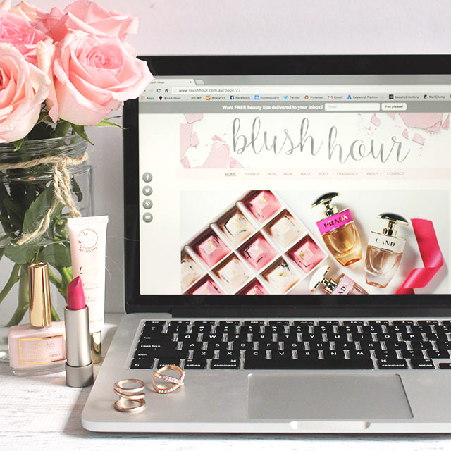 Blush Hour Blog