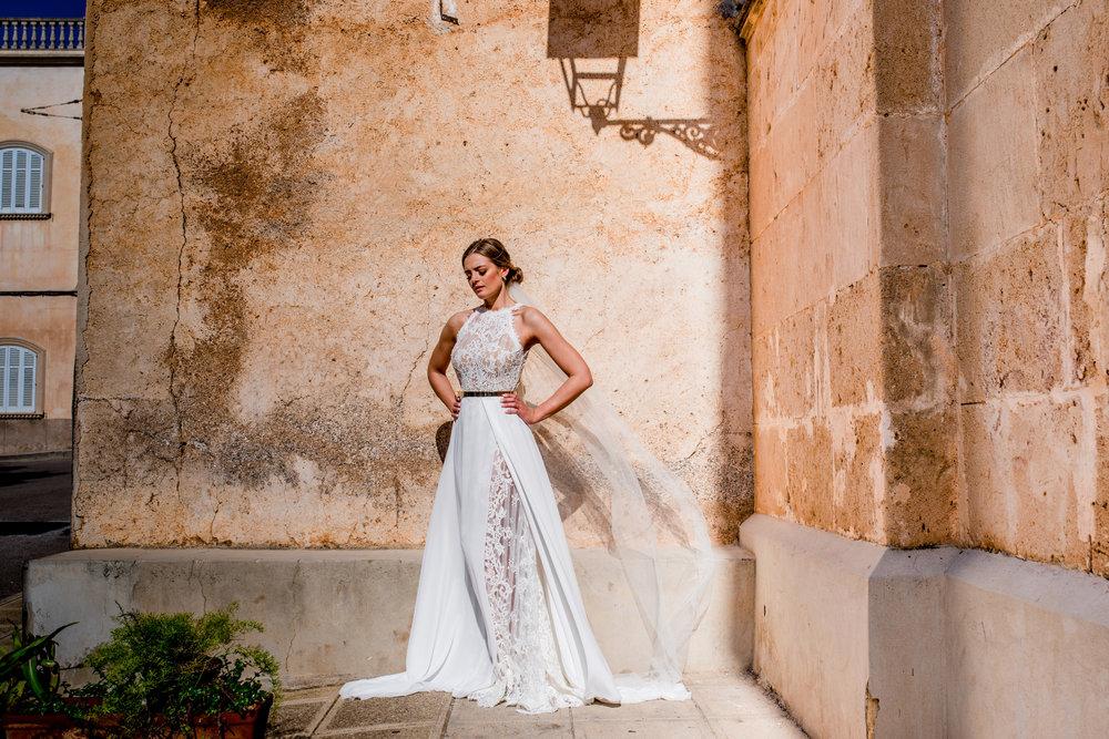 Kurze Brautkleider für's Standesamt