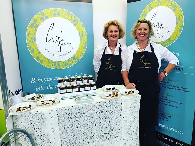 Today was just wonderful! Thank you to everyone who stopped by to have a taste and a chat! We will be back again tomorrow! #newexhibitors #foodies #SFFF16 #yummy #luxuryjams #luxurychutneys #london #foodstagram #foodheaven #superfruits #superfoods