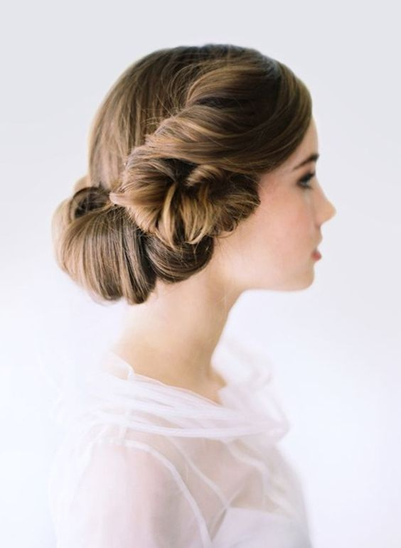 princess leia hair wedding bride