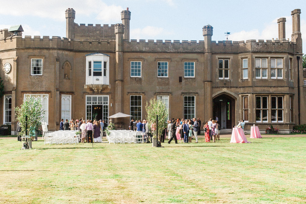 NONSUCH MANSION SURREY REVELRY EVENTS
