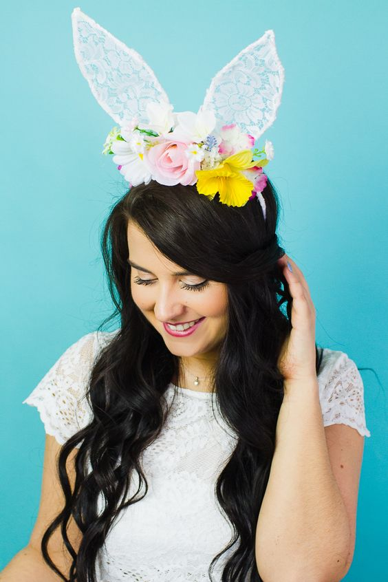 diy bunny ears easter