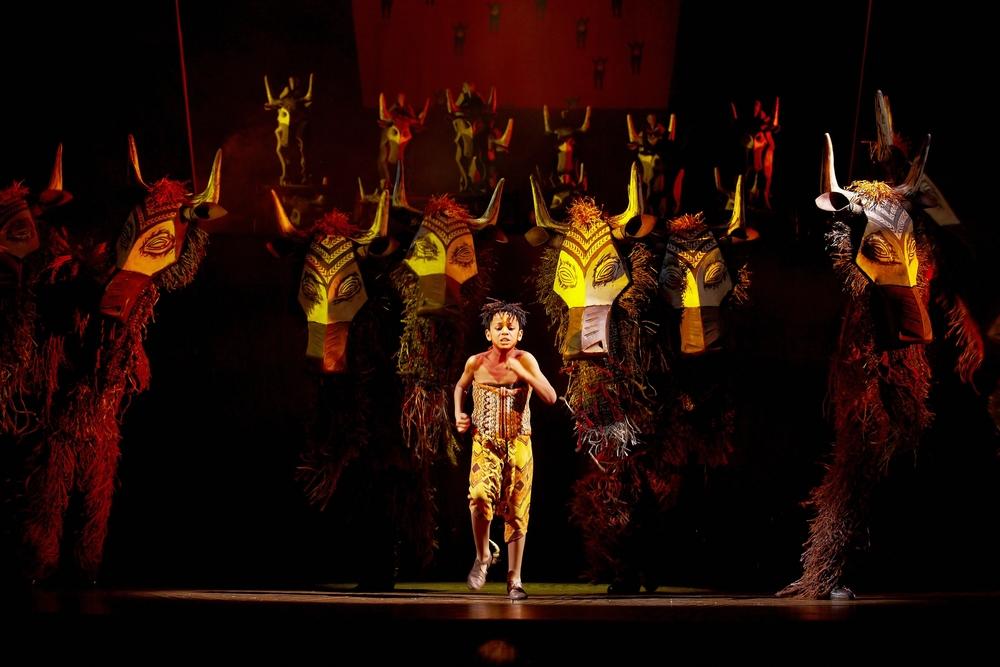 Disney´s El Rey León , Teatro Lope de Vega, Madrid