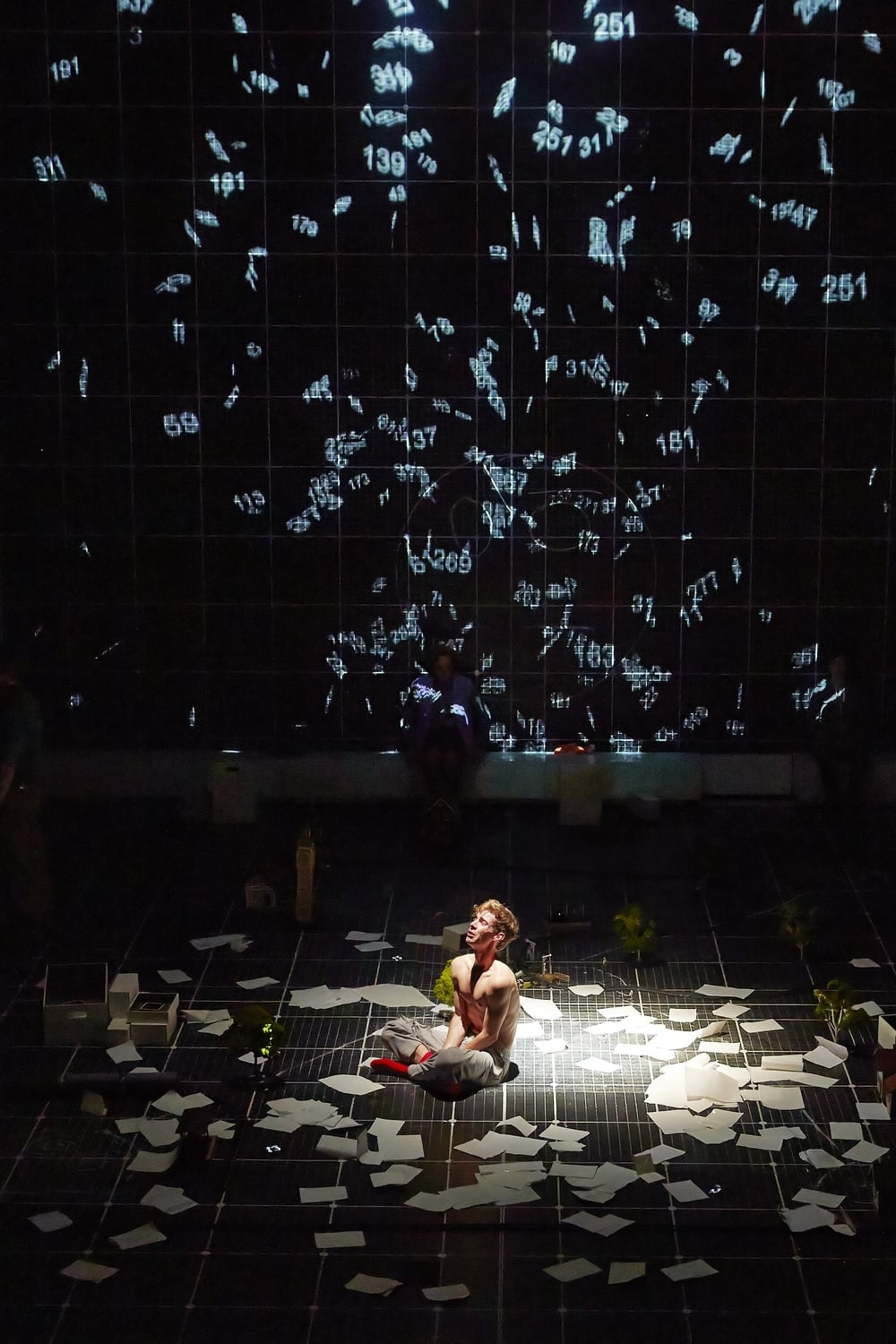 The Curious Incident of the Dog in the Night-Time  , Westend, London   Luke Treadaway