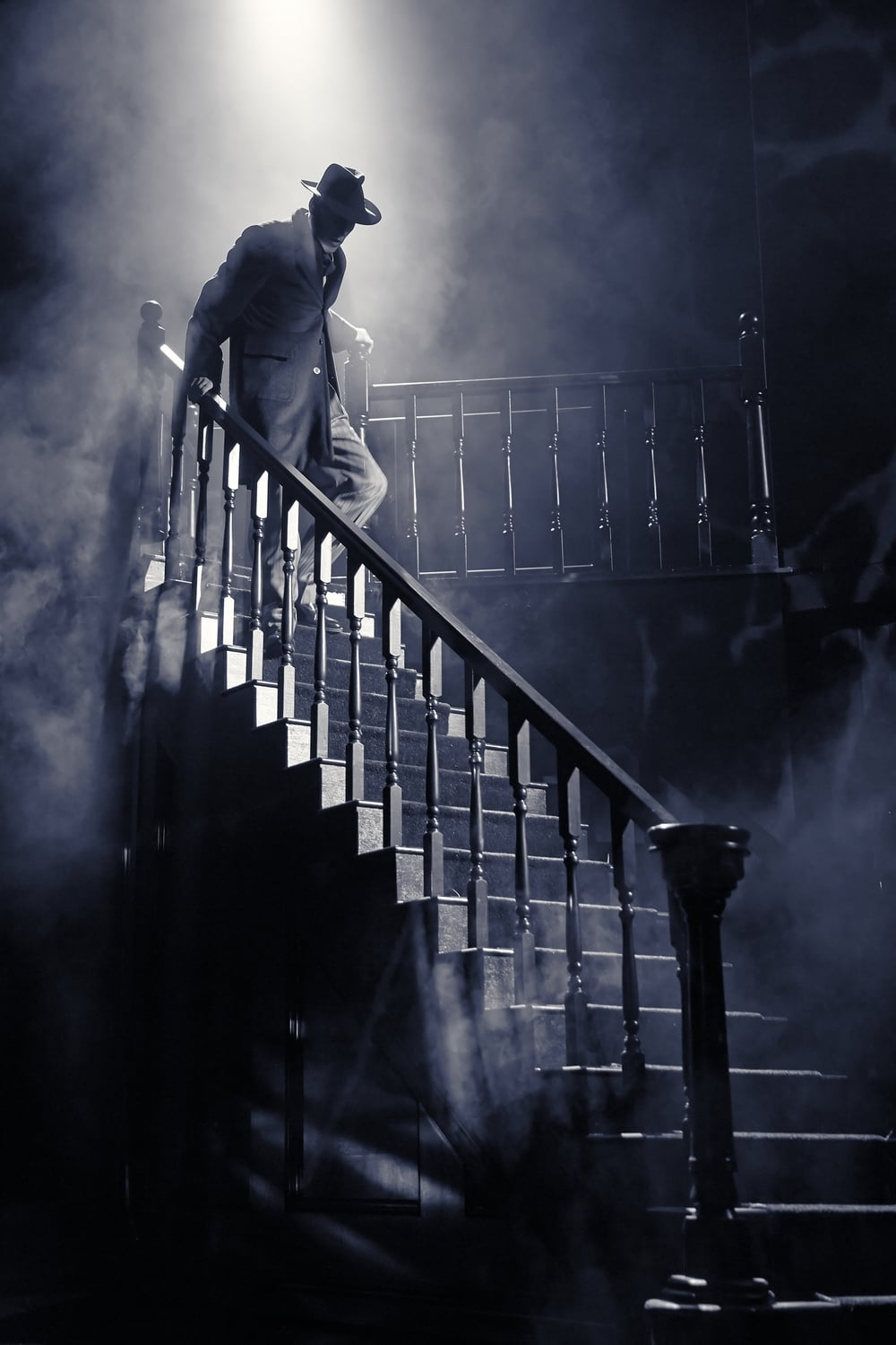 Strangers On A Train  , Gielgud Theatre, London   Laurence Fox