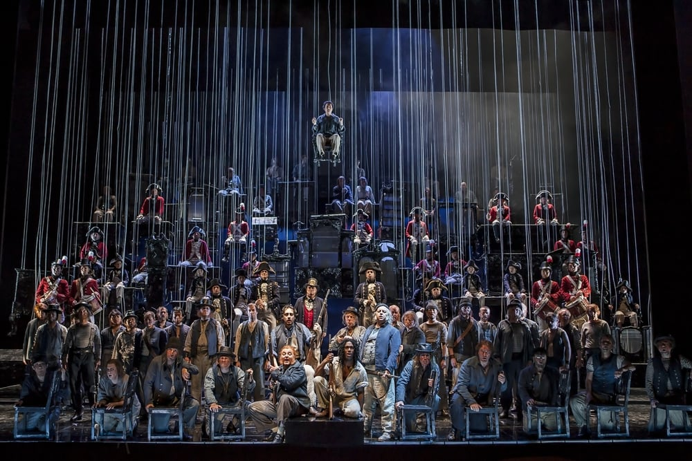 Billy Budd  , Hamburgische Staatsoper, Hamburg