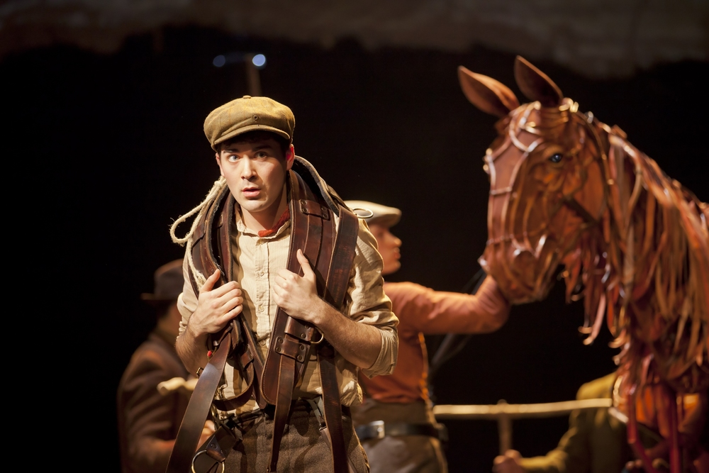 War Horse , Princess of Wales Theatre, Toronto, Canada