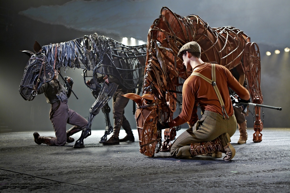 War Horse , New London Theatre, London