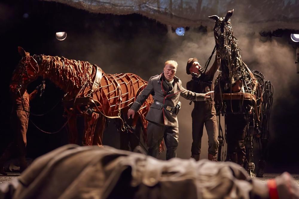 War Horse , Netherland Tour