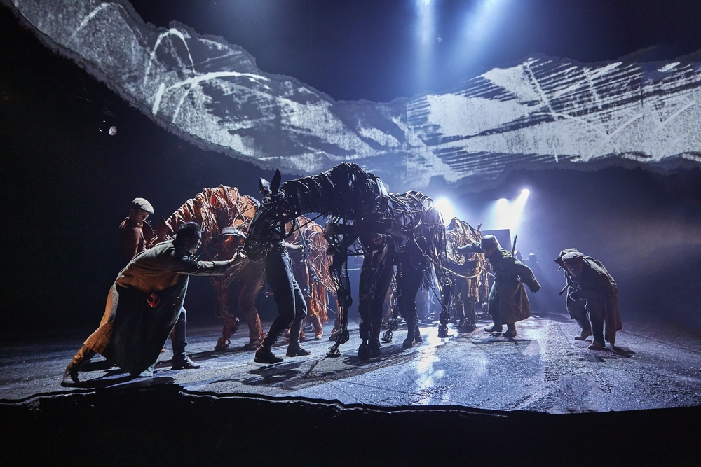 War Horse , National Theatre of China, Beijing
