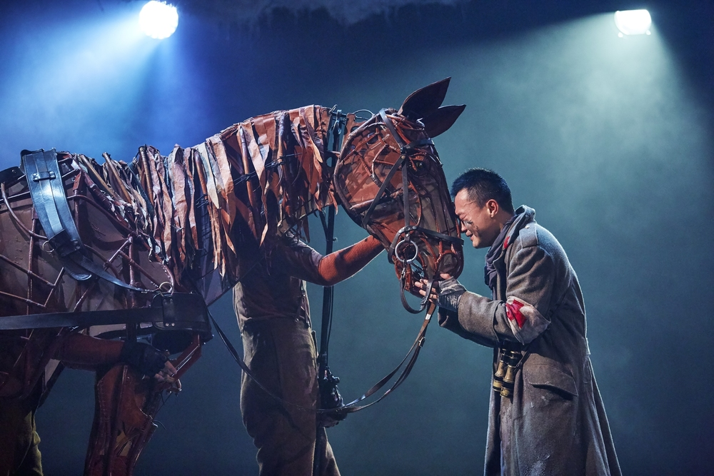 战马 (War Horse) , National Theatre of China, Beijing