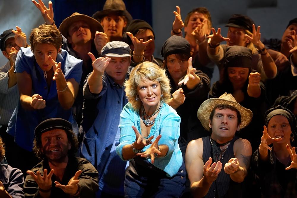Mamma Mia!  , Prince of Wales Theatre, London