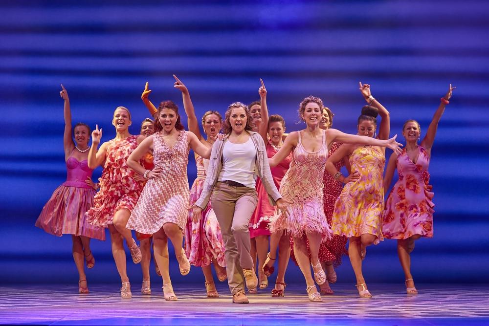 Mamma Mia!  , International Tour, Liverpool