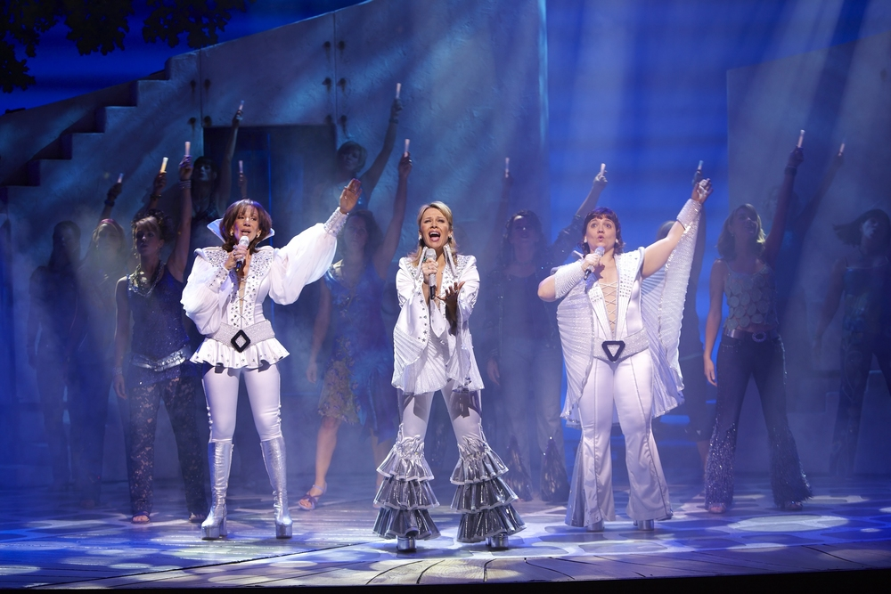 Mamma Mia!  Prince of Wales Theatre, London