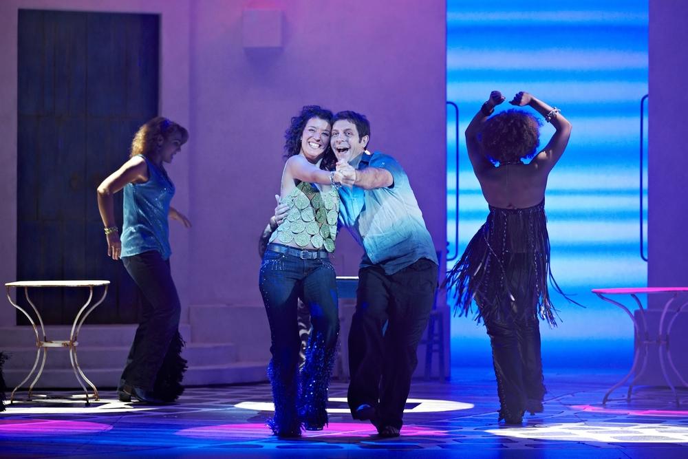 Mamma Mia!  Teatre Mogador, Paris, France
