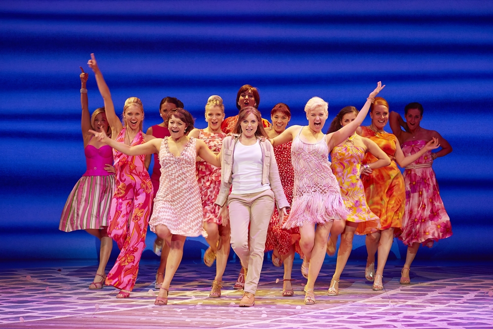 Mamma Mia!  International Tour, Liverpool
