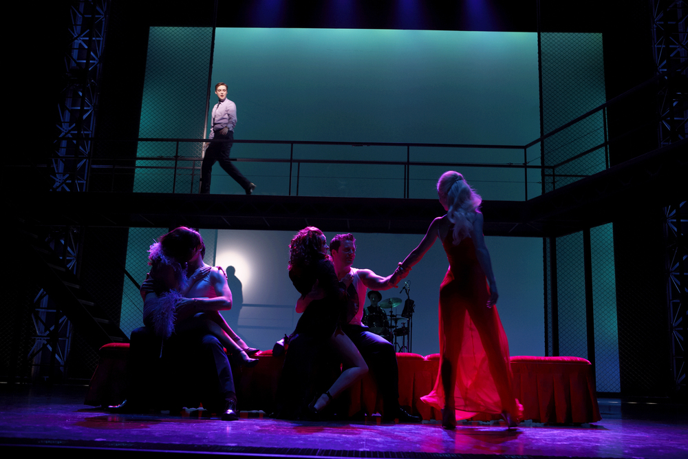Jersey Boys  , Prince Edward Theatre, London