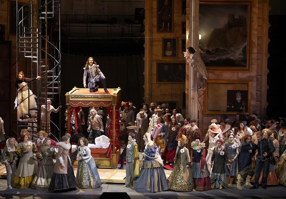 Lucia di Lammermoor  , Staatsoper Hamburg