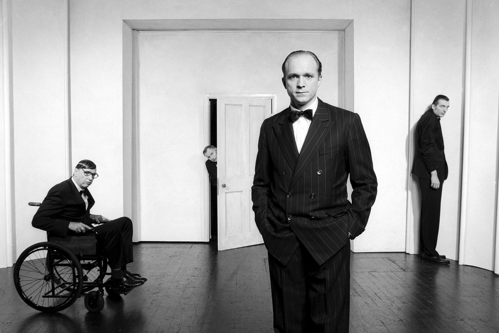 Ulrich Tukur and the Rhythm Boys  , Actor and Musicians