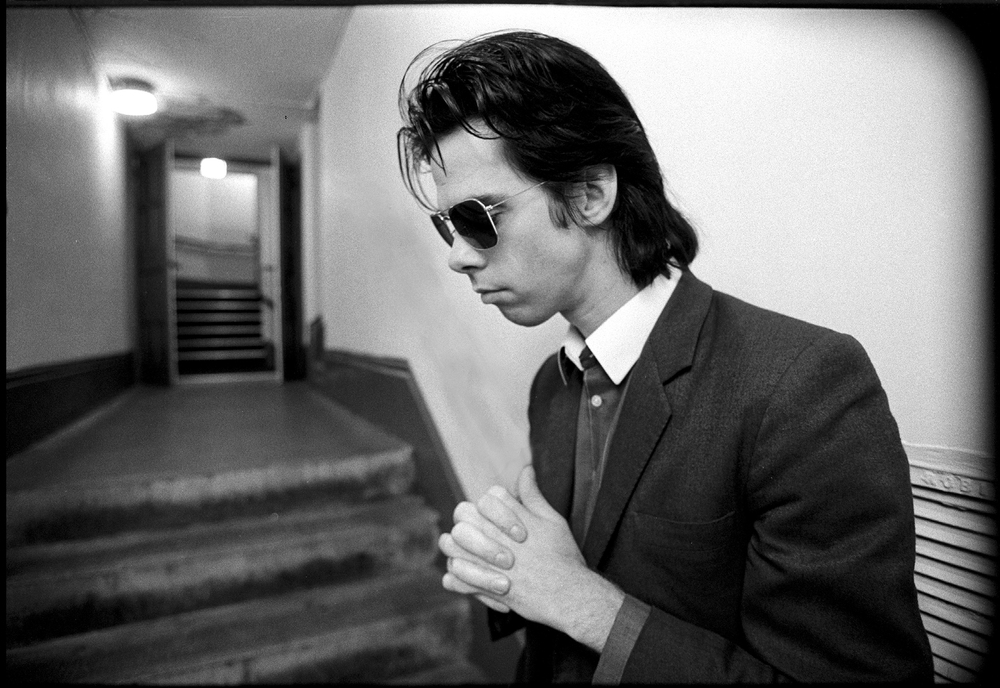 Nick Cave , Musician, Author