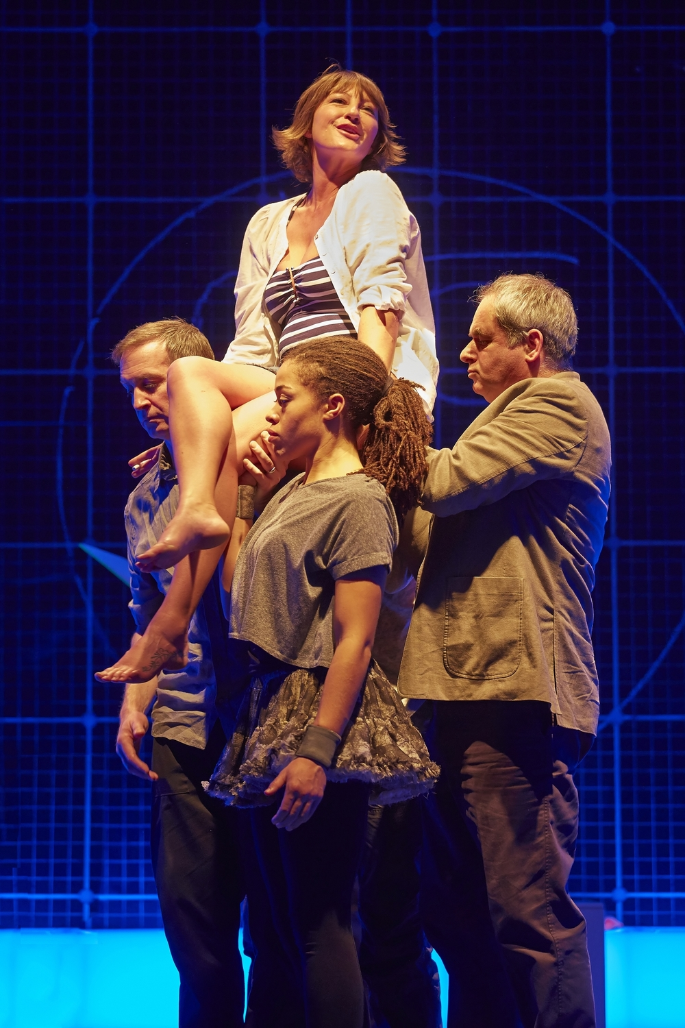 The Curious Incident of the Dog in the Night-Time , NT, Apollo Theatre, London