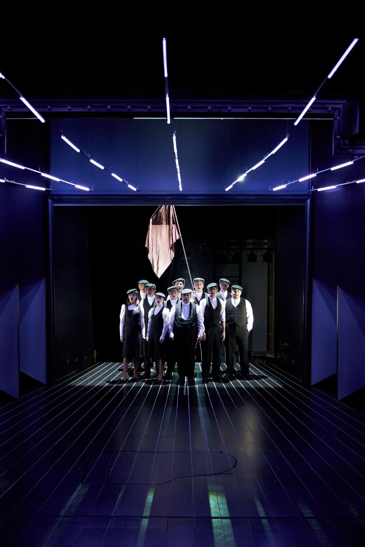 Hans Eissler Revue,  Berliner Ensemble, Berlin