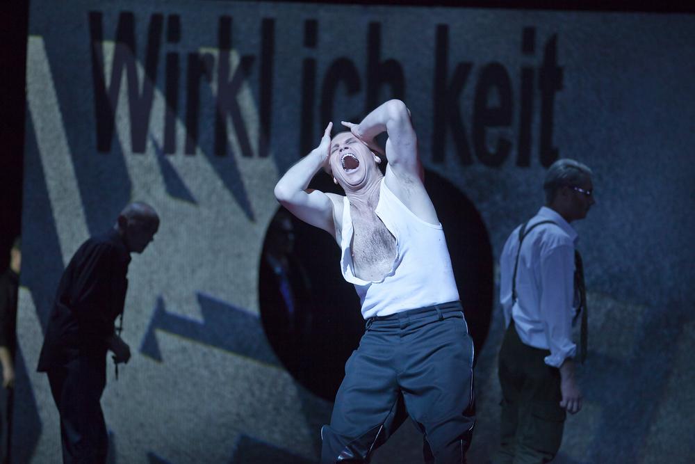 Lear  ,  Staatsoper Hamburg    Bo Skovhus