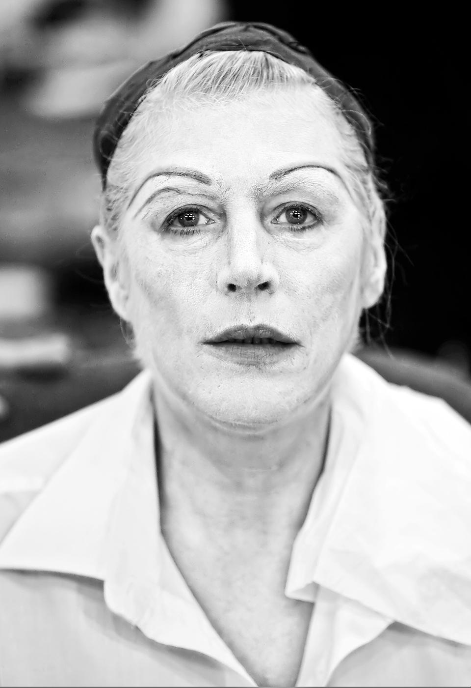 Marianne Faithful, Singer, Actress, London