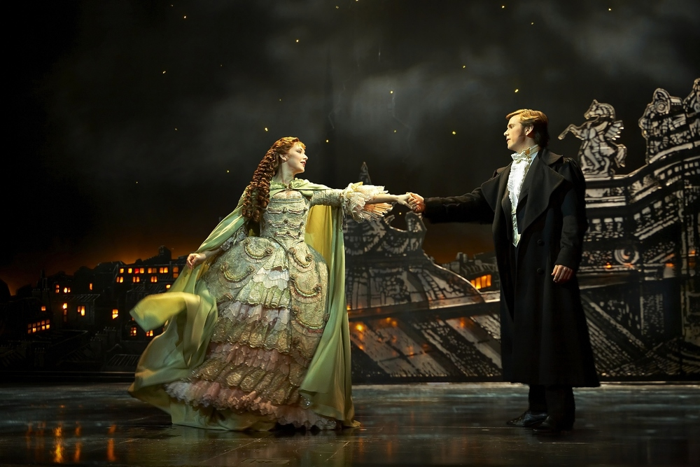 The Phantom Of The Opera , Her Majestys Theatre, London