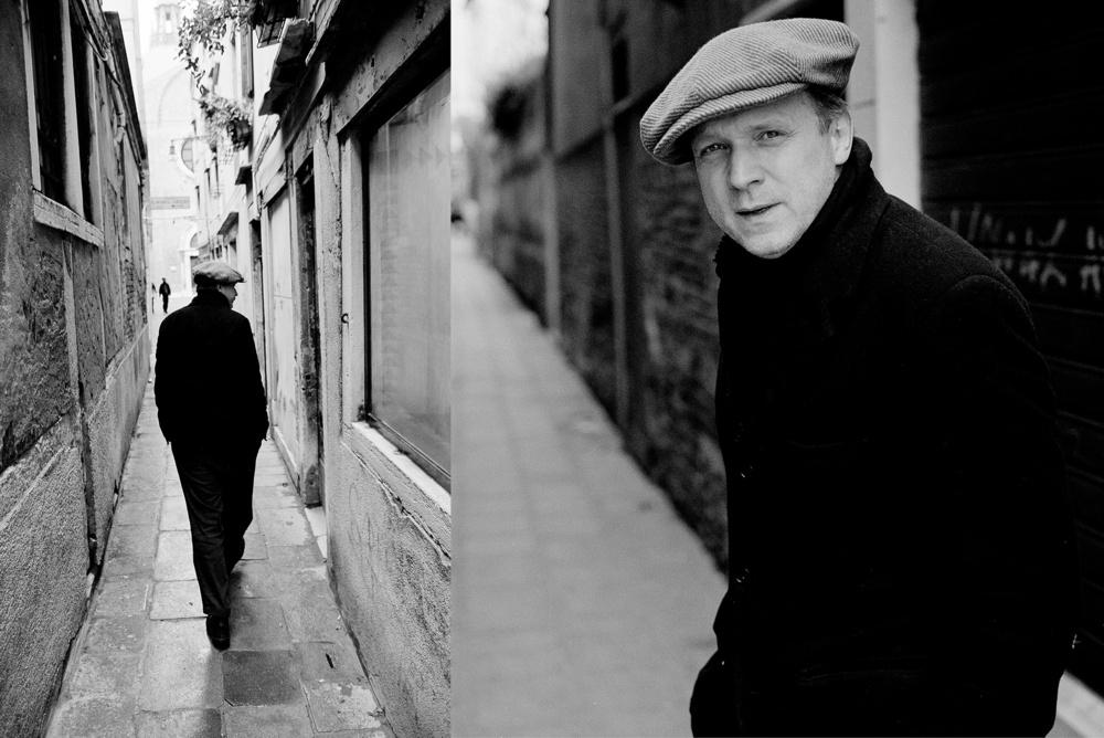Ulrich Tukur,  Actor, Venice
