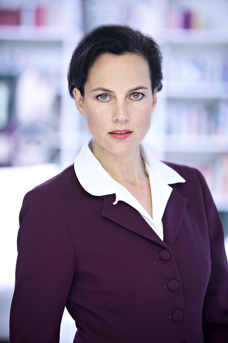 Esther Francksen  , Actress, Hamburg