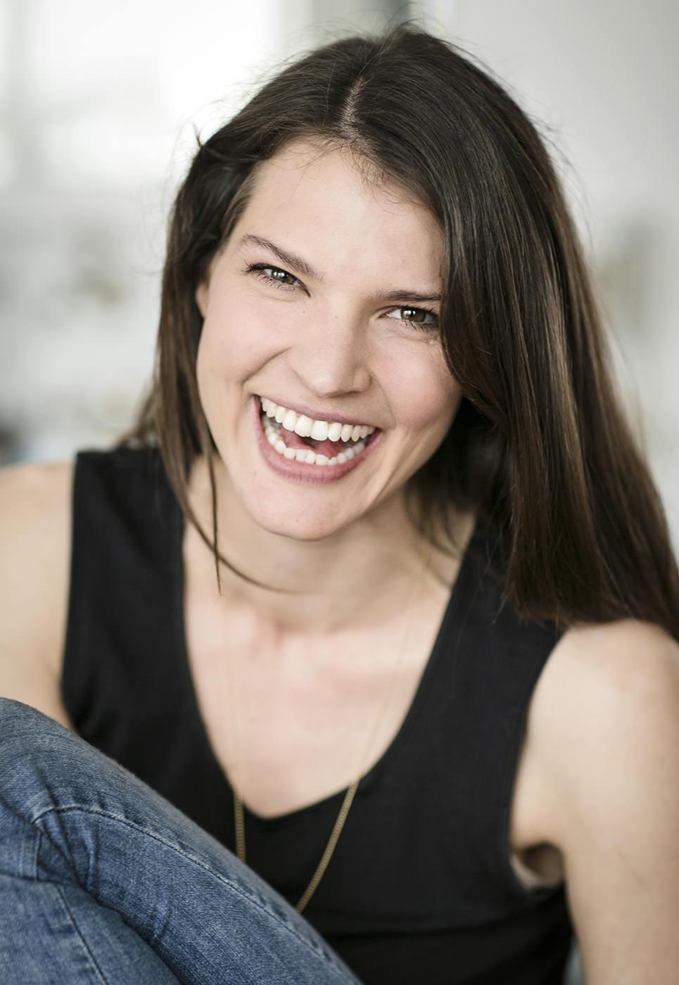 Alicia Aumüller  , Actress, Hamburg