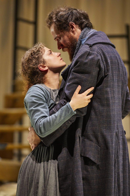 Jane Eyre  , National Theatre, UK Tour   Nadia Clifford  ,   Tim Delap