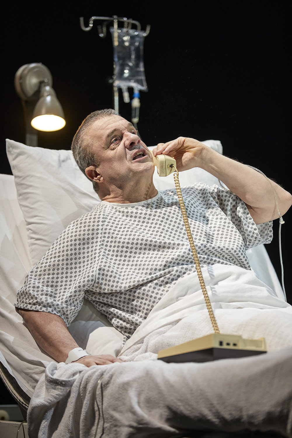Angels in America  , New York City   Nathan Lane