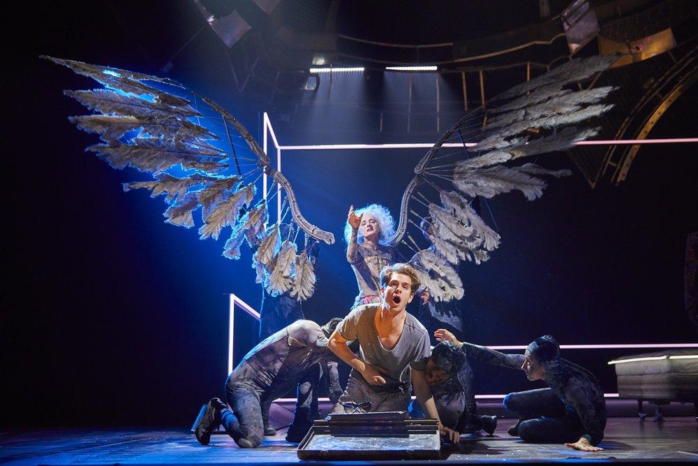 Angels in America   Perestroika  Neil Simon Theatre, New York, N.Y., 2018