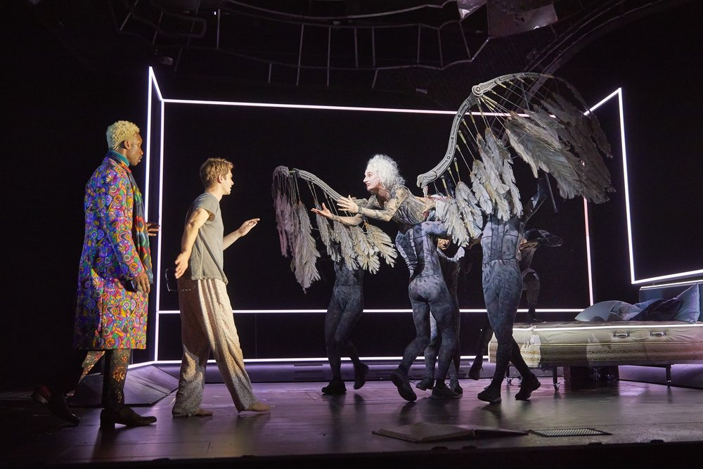 Angels in America   Perestroika  Neil Simon Theatre, New York, N.Y., 2018