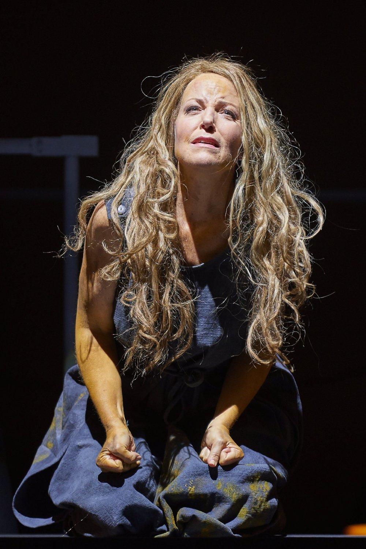 Die Frau ohne Schatten  ,  Staatsoper Hamburg    Lise Lindstrom