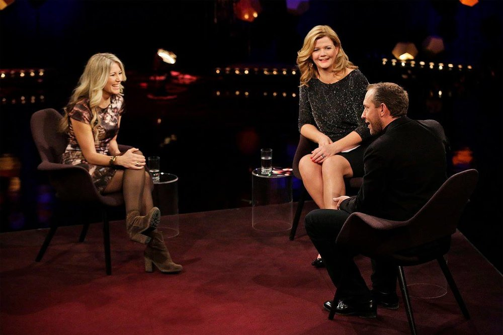 Talkshow on Norwegian NRK