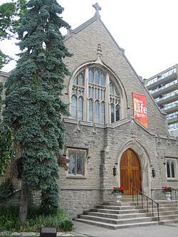 Free piano concerts at Christ Church Deer Park, Toronto