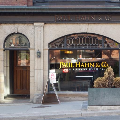 Paul Hahn Toronto Piano Sales