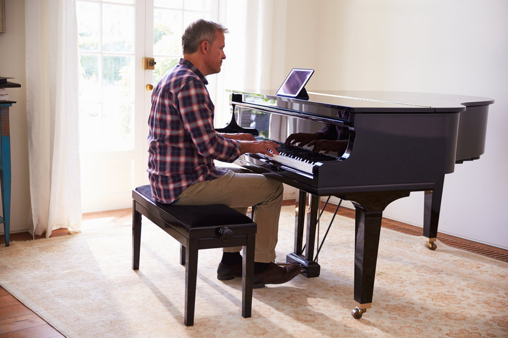 Online/Skype Piano Teachers -