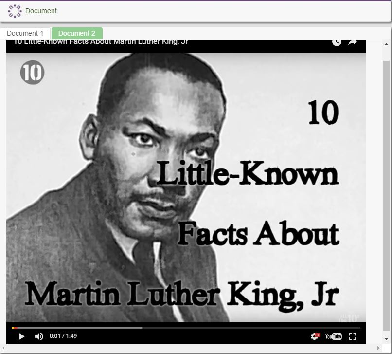Ten Things You May Not Know About Martin Luther King Jr.