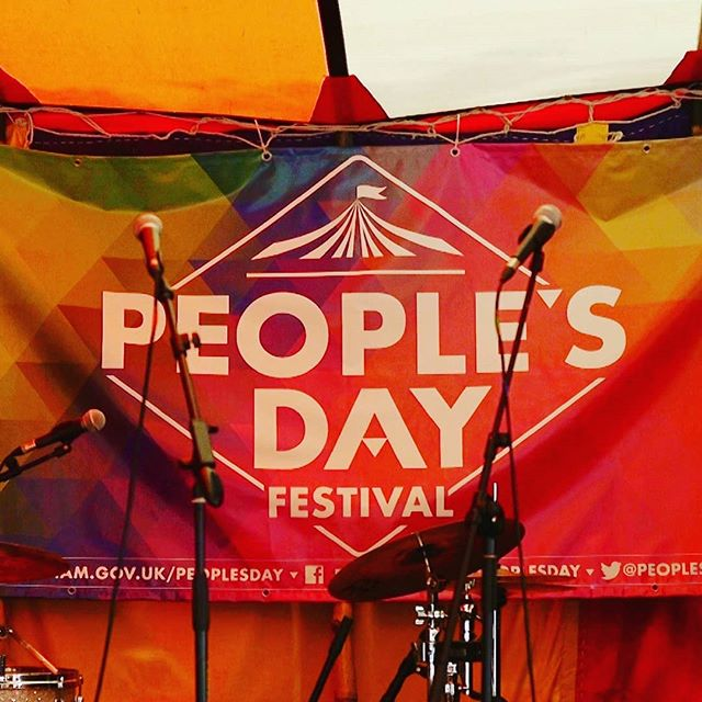 Did you go to #Lewisham @peoplesday this year? We were there talking with the community about Catford regeneration taking photographs and filming in support of @teamcatford  #communityengagement #community #familyfestival #lovelocal #CatfordConversation #CatfordStory  #haveyoursay