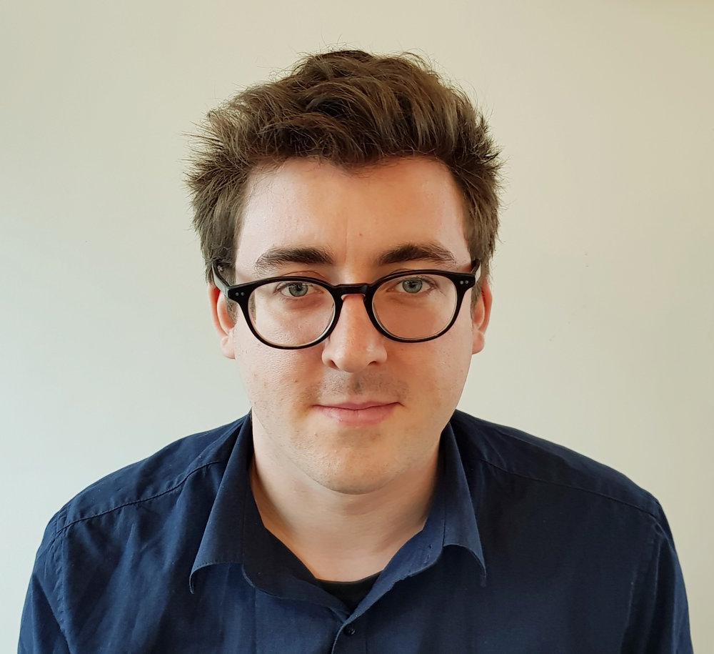 Adam O'Sullivan, Account Executive -
