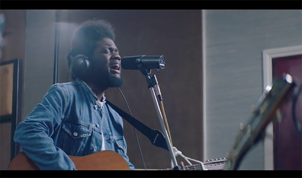 Michael Kiwanuka 'Love & Hate'