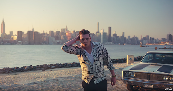 Sigala ft John Newman & Nile Rogers 'Give Me Your Love'